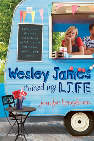 3 Reasons to Read … Wesley James Ruined My Life by Jennifer Honeybourn