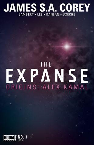 The Expanse Origins: Alex Kamal