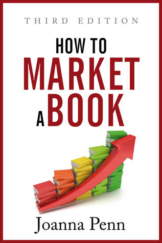 Cover of How to Market a Book by Joanna Penn.