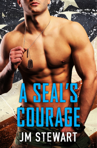 [Review] A Seal's Courage by J.M. Stewart
