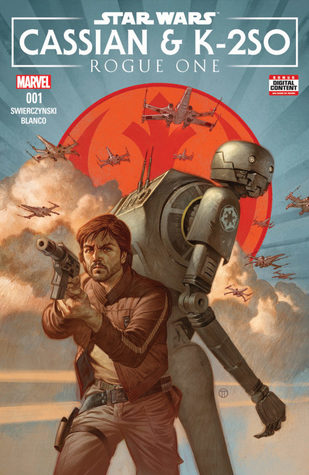 Cassian & K-2SO (Star Wars: Rogue One)