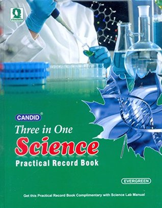 Science Practical Book For Class 9