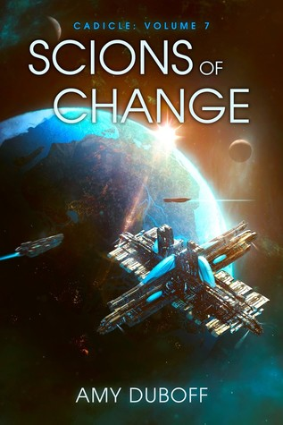 Scions of Change by A.K. DuBoff