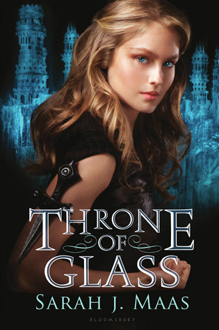 Sarah J. Maas: Throne of Glass series