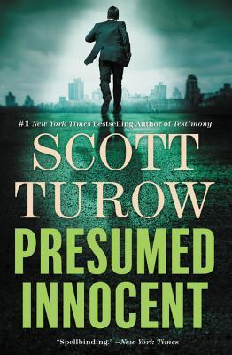 presumed innocent by scott turow - Presumed Innocent Book