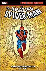 Amazing Spider-Man Epic Collection Vol. 2: Great Responsibility