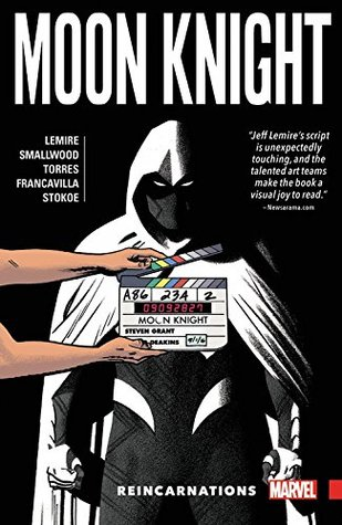 Moon Knight, Volume 2: Reincarnations