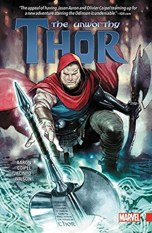 the unworthy thor by jason aaron