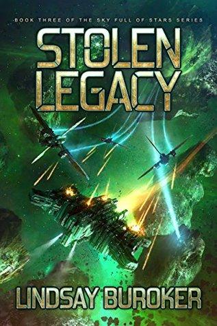 Stolen Legacy (Sky Full of Stars, #3)