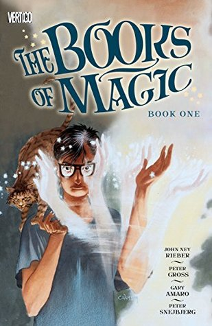 Books of Magic Book One (Arcana: The Books of Magic)