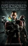 Dishonored: The Return of Daud (Dishonored, #2)
