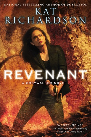 Revenant (Greywalker, #9)