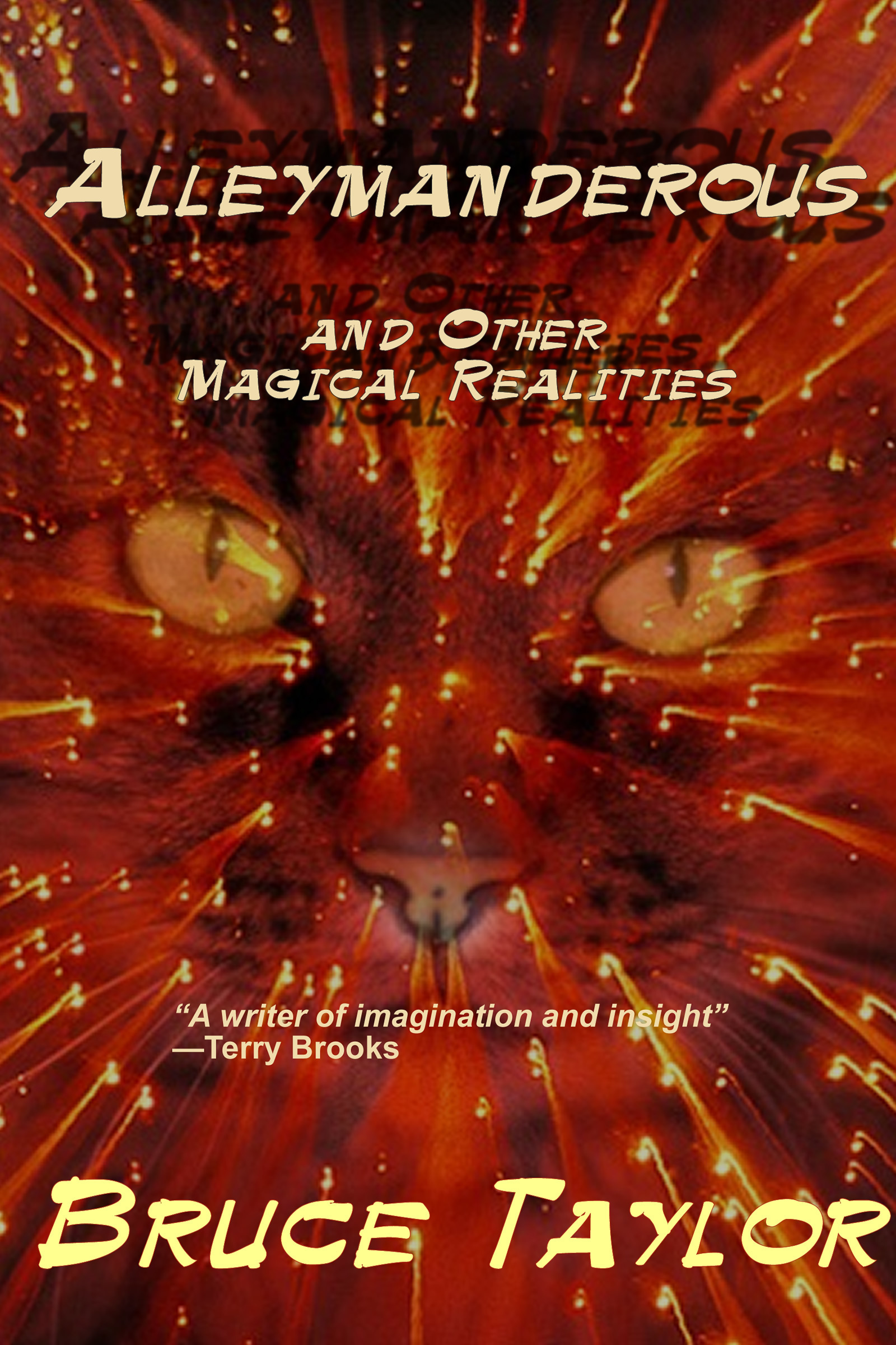 Alleymanderous and Other Magical Realities