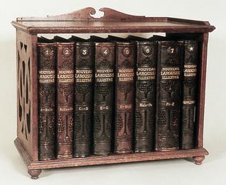 Nouveau Larousse illustré : 7 tomes + 1 supplément