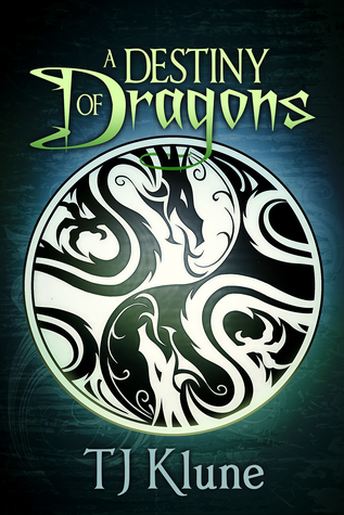 Release Day Review: A Destiny of Dragons (Tales From Verania #2) by T.J. Klune