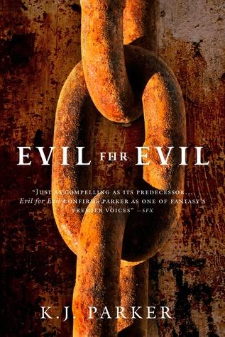 Evil for Evil (Engineer Trilogy, #2)