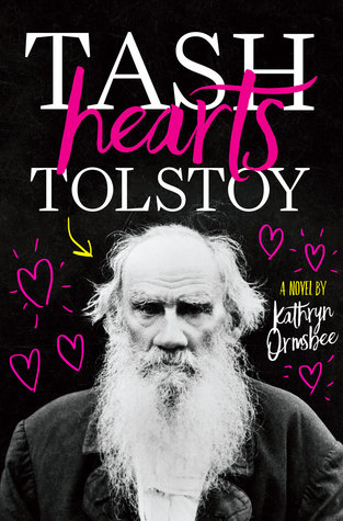 Image result for tash loves tolstoy