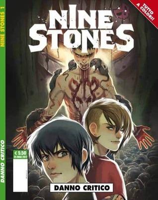 Nine Stones - Danno Critico (Nine Stones, #1)