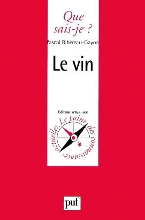 Le vin por Pascal Ribéreau-Gayon