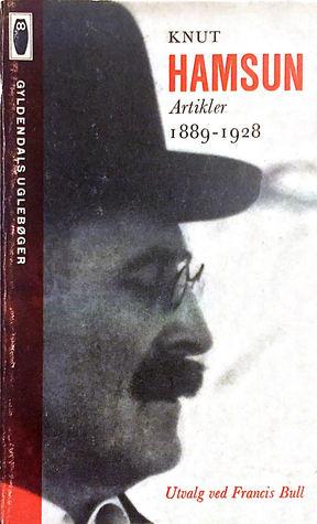 Artikler 1889-1928