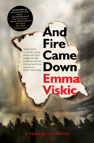 And Fire Came Down (Caleb Zelic #2)