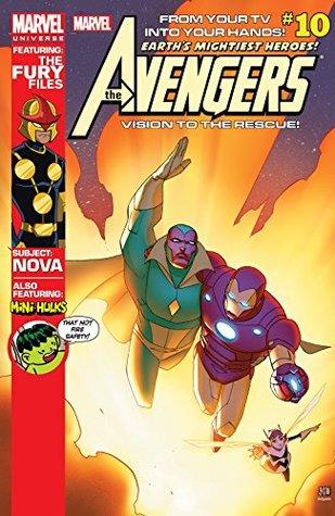 Marvel Universe Avengers: Earth's Mightiest Heroes (2012-2013) #10
