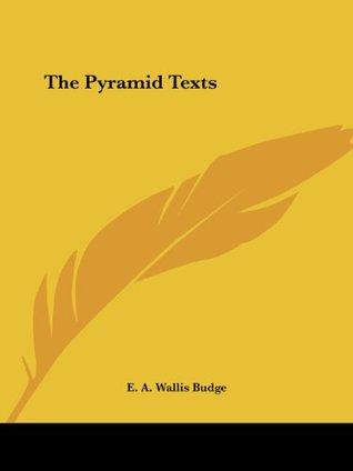 The Pyramid Texts