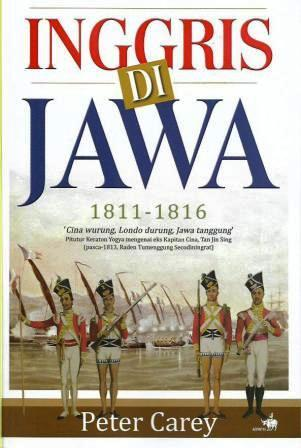 Inggris di Jawa 1811-1816 by Peter  Carey