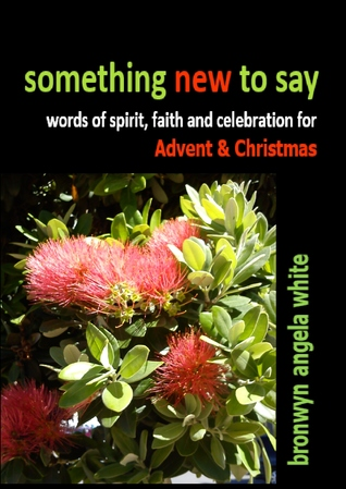 Something new to say (words of spirit and faith #2)