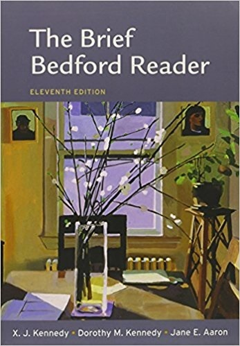 The Brief Bedford Reader [with Dictionary]
