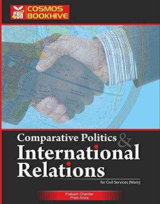 INTERNATIONAL RELATION & COMPARATIVE POLITICS .