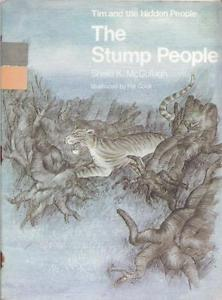 The Stump People (Tim and the Hidden People Book B3)