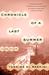 Chronicle of a Last Summer: A Novel of Egypt