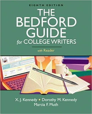 Bedford Guide for College Writers with Reader [with MLA Quick Reference Card + APA Quick Reference Card + Dictionary + Source Maps]