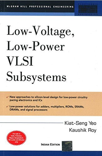 Low Voltage, Low Power Vlsi Subsystems