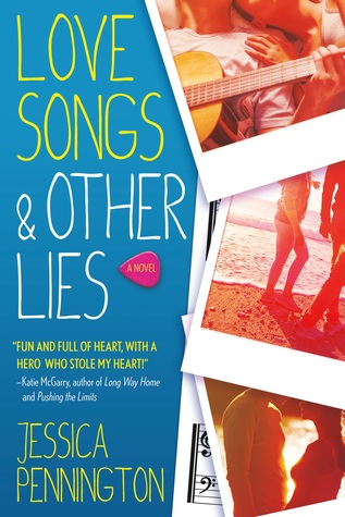 {Tour} Love Songs & Other Lies by Jessica Pennington (Author Interview + a Giveaway!)