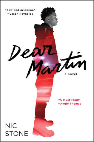 Image result for dear martin book cover