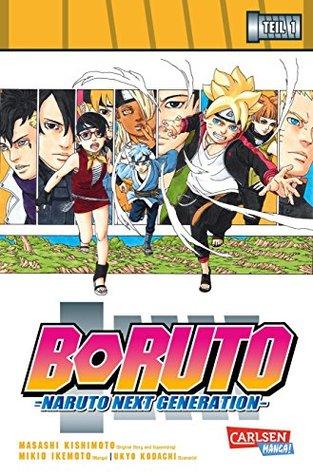 Boruto - Band 1, Teil 1 von 4: Naruto the next Generation