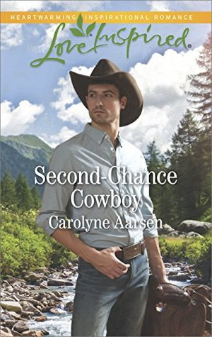 Second-Chance Cowboy (Cowboys of Cedar Ridge)