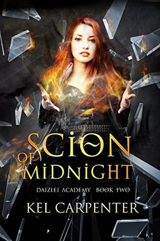 Scion of Midnight (Daizlei Academy #2)