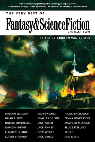 The very best of fantasy science fiction volume 2 by gordon van the very best of fantasy science fiction volume 2 by gordon van gelder fandeluxe Image collections
