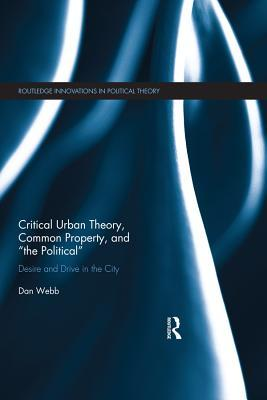 """Critical Urban Theory, Common Property, and """"The Political"""": Desire and Drive in the City"""