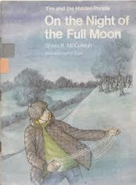 On the Night of the Full Moon (Tim and the Hidden People Book B8)