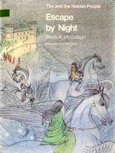 Escape by Night (Tim and the Hidden People Book C6)