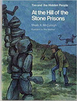 At the Hill of the Stone Prisons (Tim and the Hidden People Book D8)