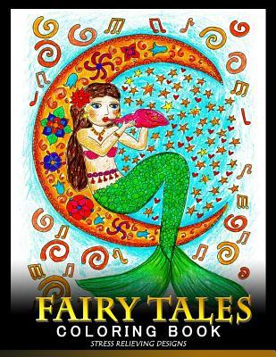 Fairy Tales Coloring Book: An Coloring Book for Adults