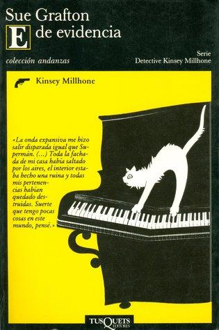 E de evidencia (Kinsey Millhone, #5)
