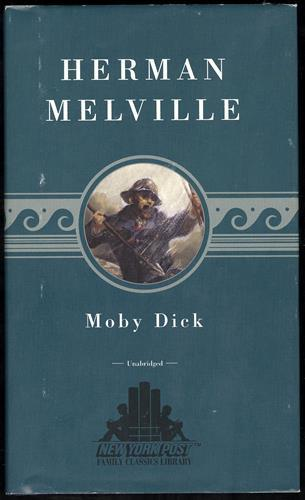 New York Post Family Classic's Library, Moby Dick