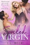 Their Spoiled Virgin (A Twin Brothers MFM Menage Romance)