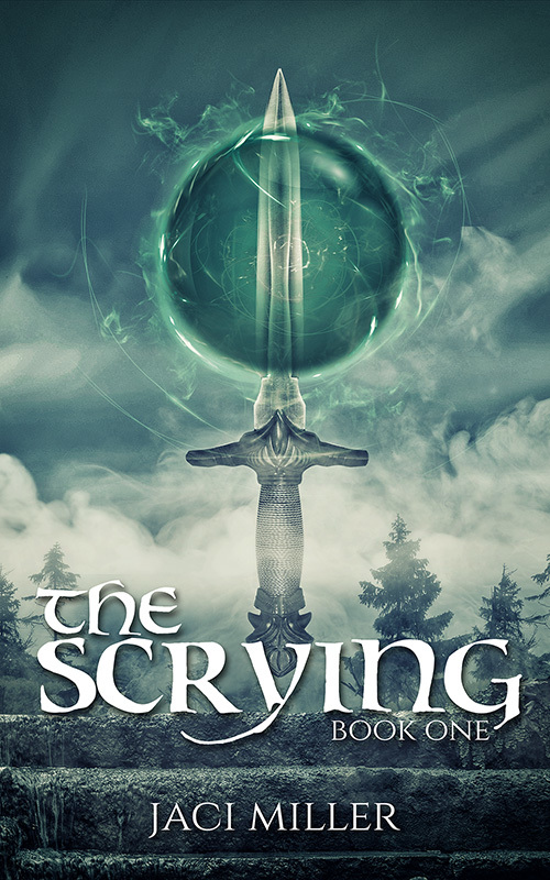 The Scrying (The Scrying Trilogy, Book One)